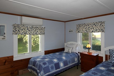 Orleans Cape Cod vacation rental - Bedroom #2 main level with twin beds