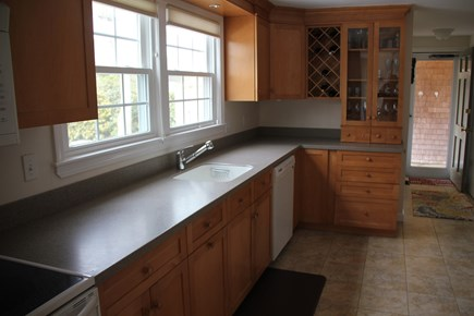 East Falmouth (Great Harbors) Cape Cod vacation rental - Kitchen