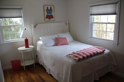 East Falmouth (Great Harbors) Cape Cod vacation rental - Bedroom 2 (Double): Upstairs