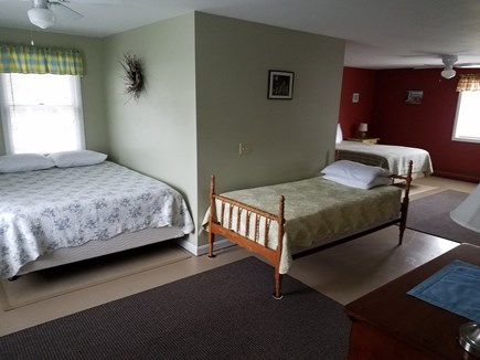 Dennisport Cape Cod vacation rental - Upstairs bedroom