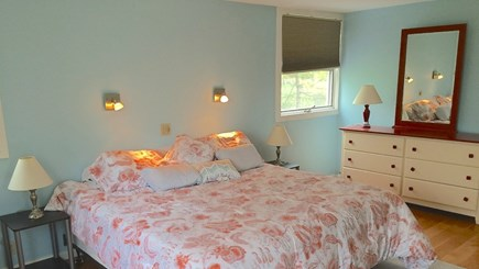 Brewster Cape Cod vacation rental - Bedroom #1 w/King