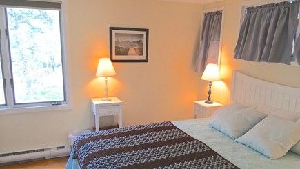 Brewster, Orleans Cape Cod vacation rental - Bedroom #2 w/Queen