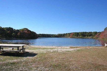 Brewster Cape Cod vacation rental - Blueberry Pond
