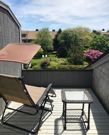 Hyannis Cape Cod vacation rental - Rooftop Balcony