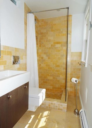 Provincetown Cape Cod vacation rental - The master bathroom