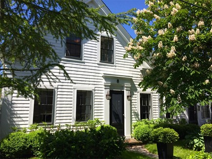 Provincetown Cape Cod vacation rental - The front of the house
