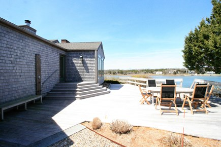 Orleans Cape Cod vacation rental - Second Patio for outdoor dining
