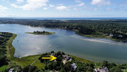 Orleans Cape Cod vacation rental - Surround by water