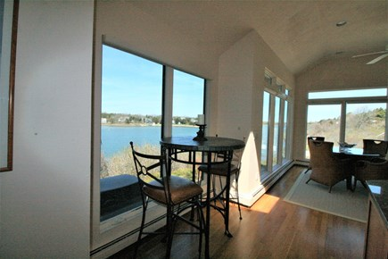 Orleans Cape Cod vacation rental - Extra seating in the kitchen