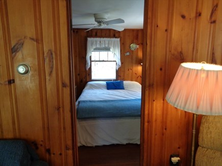 Wellfleet Cape Cod vacation rental - Bedroom with queen