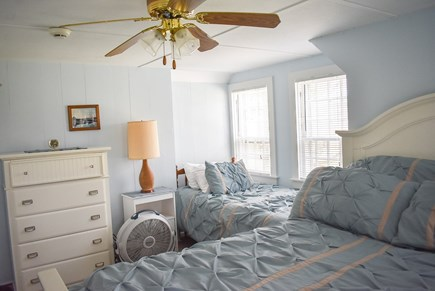 West Dennis Cape Cod vacation rental - Bedroom over Garage with Private Bath