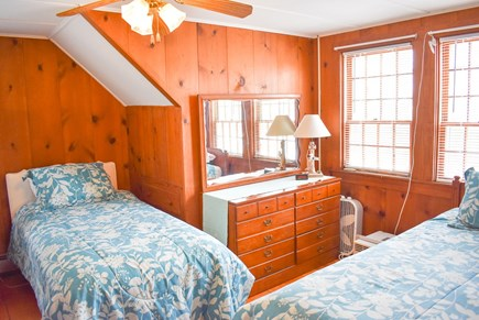 West Dennis Cape Cod vacation rental - Twin Bedroom with 3 Beds