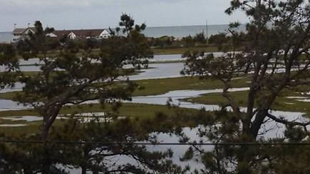West Dennis Cape Cod vacation rental - View from Roof Deck