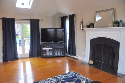 West Barnstable Cape Cod vacation rental - Family room