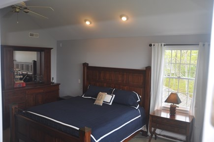 West Barnstable Cape Cod vacation rental - Master Bedroom