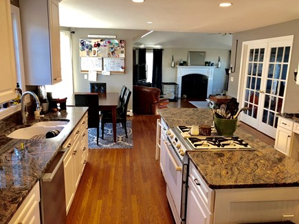 West Barnstable Cape Cod vacation rental - Granite Counters