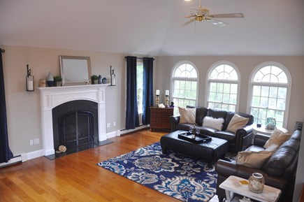 West Barnstable Cape Cod vacation rental - Main Floor Family Room
