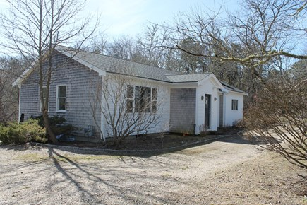 Chatham Cape Cod vacation rental - Front of House Facing Muddy Creek