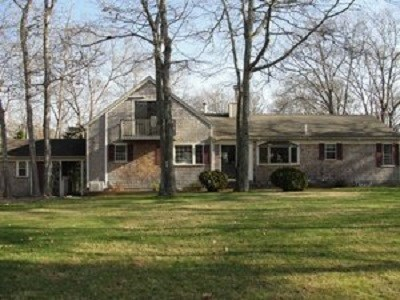 Centerville, Barnstable Centerville vacation rental - Back of house