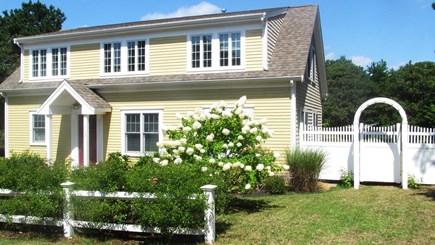 Chatham (Ridgevale) Cape Cod vacation rental - Happy Yellow House on a quiet sidestreet near Ridgevale Beach.