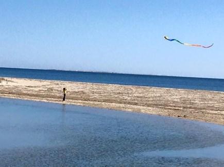 Chatham (Ridgevale) Cape Cod vacation rental - Ridgevale beach - tidal pool and Nantucket Sound at high tide.