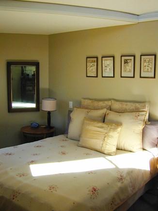 Wellfleet Cape Cod vacation rental - Master bed