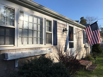 Yarmouth Port Cape Cod vacation rental - Front yard