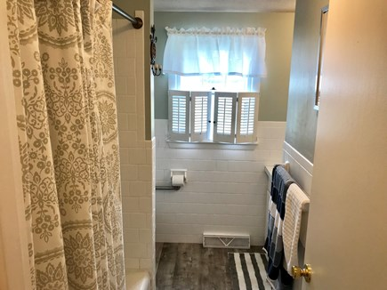 Yarmouth Port Cape Cod vacation rental - Recently renovated bathroom