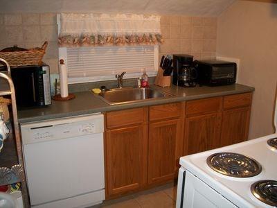 Centerville Centerville vacation rental - Modern kitchen
