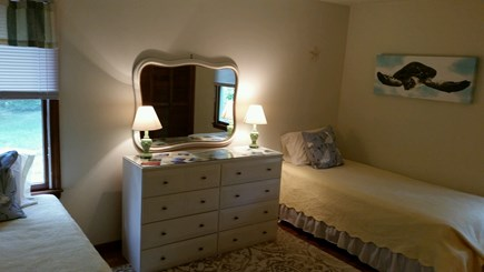Brewster Cape Cod vacation rental - Third Bedroom