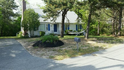 Brewster Cape Cod vacation rental - Curb View