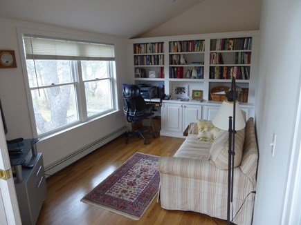 North Eastham Cape Cod vacation rental - Study (printer, if you HAVE to work).