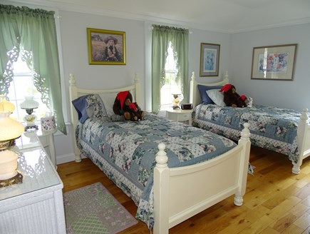 West Yarmouth Cape Cod vacation rental - Upstairs twin bedroom with shared full bath