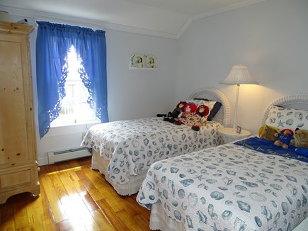 West Yarmouth Cape Cod vacation rental - Upstairs second twin bedroom with shared full bath