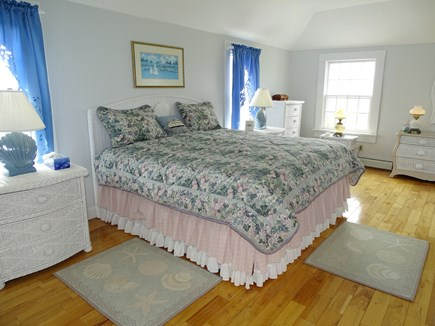 West Yarmouth Cape Cod vacation rental - King master bedroom upstairs