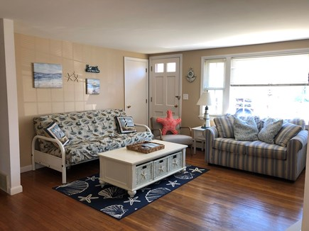 West Yarmouth Cape Cod vacation rental - Living room from kitchen