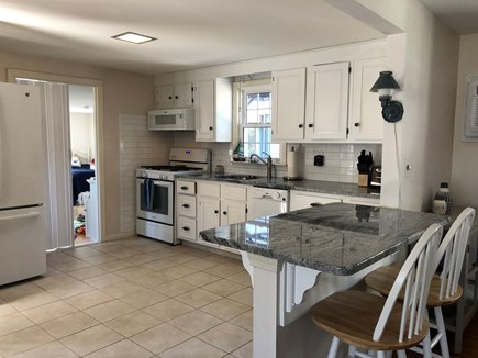 West Yarmouth Cape Cod vacation rental - Kitchen and breakfast bar