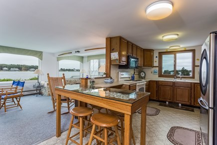 Marion MA vacation rental - Breakfast bar