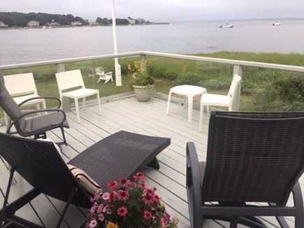 Marion MA vacation rental - The Deck