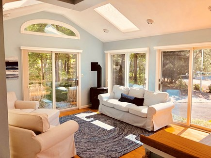 Dennis Cape Cod vacation rental - Sunroom