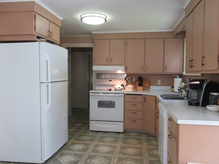 Hyannis Cape Cod vacation rental - Large kitchen, fully-equipped with main and small appliances
