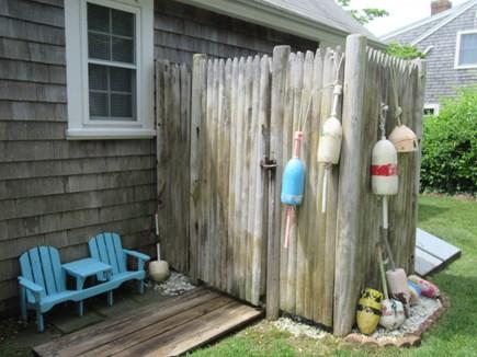 Hyannis Cape Cod vacation rental - Outdoor shower