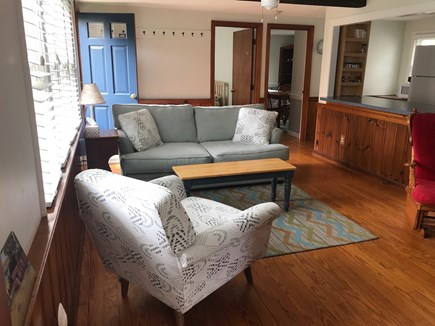 W Yarmouth Cape Cod vacation rental - Living room