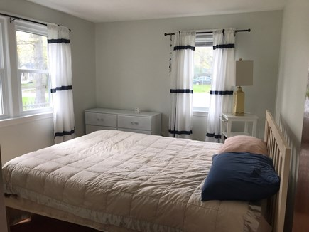 W Yarmouth Cape Cod vacation rental - Bedroom with queen bed