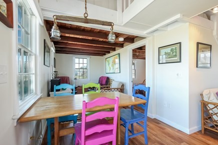 Barnstable, Cummaquid Cape Cod vacation rental - Dining