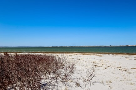 Barnstable, Cummaquid Cape Cod vacation rental - Beach just steps away from the cottage