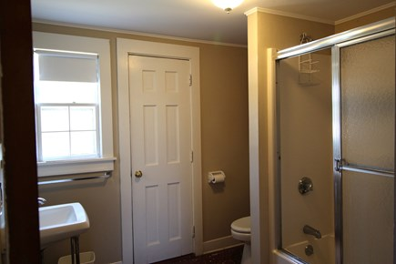 Truro Cape Cod vacation rental - Full Bath with Shower and Tub