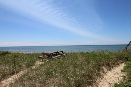 Truro Cape Cod vacation rental - Path to Beach and Sunset Dining