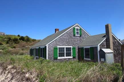 Truro Cape Cod vacation rental - Beachfront!