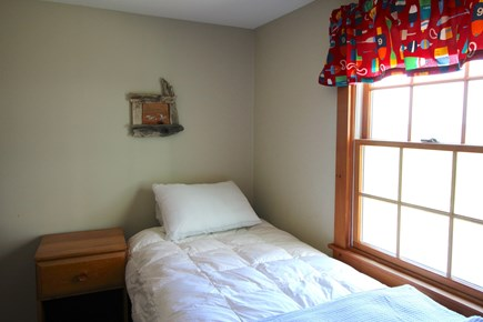 Truro Cape Cod vacation rental - Bedroom Looks out to the Bay